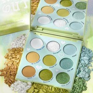💚ColourPop Aura & Out Tie Dye Eyeshadow Palette💚